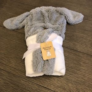 Other - NWT hooded towel